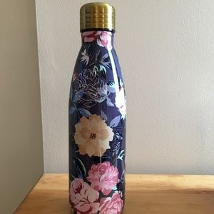 17 oz. Stainless Steel Double Wall Floral Bottle